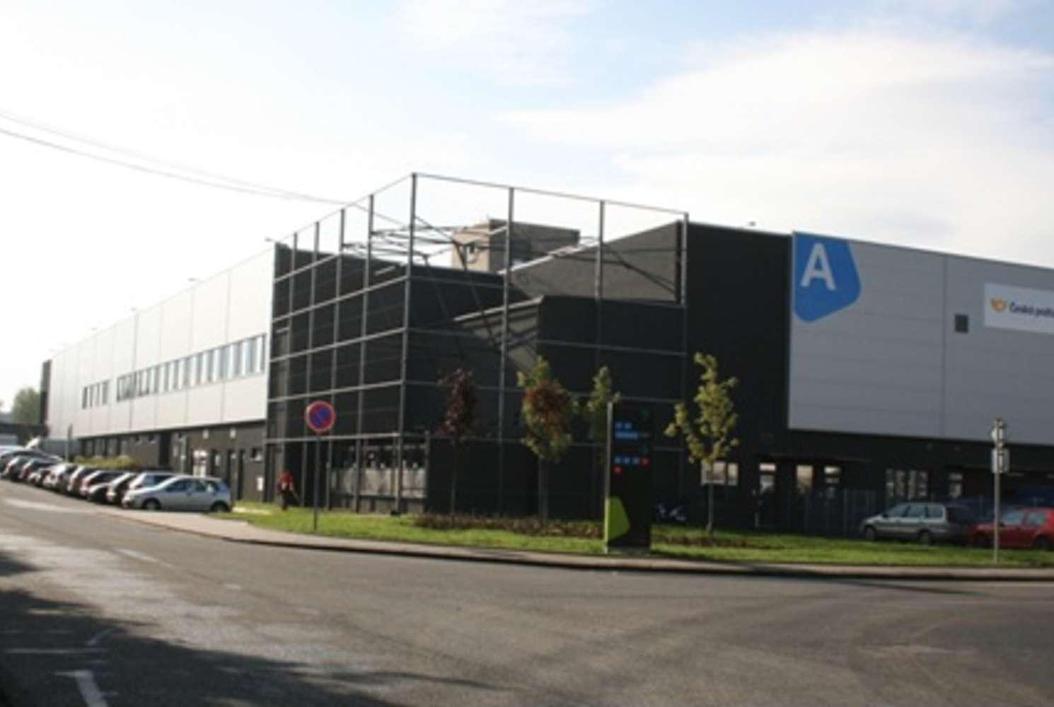 Industrial and logistics Ricany,  - Contera Park Říčany - 0