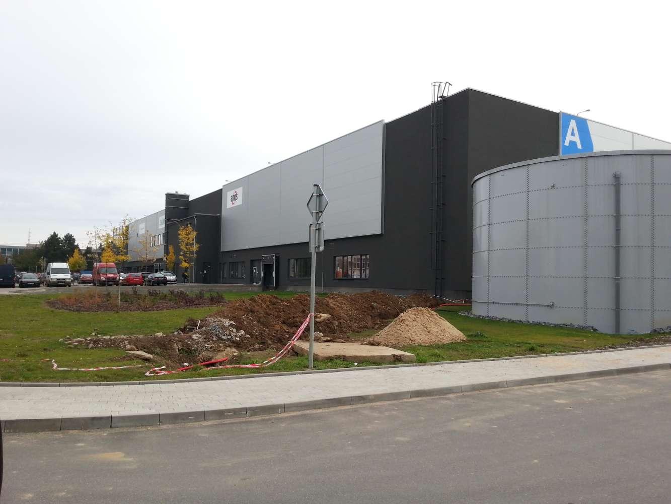 Industrial and logistics Ricany,  - Contera Park Říčany - 03