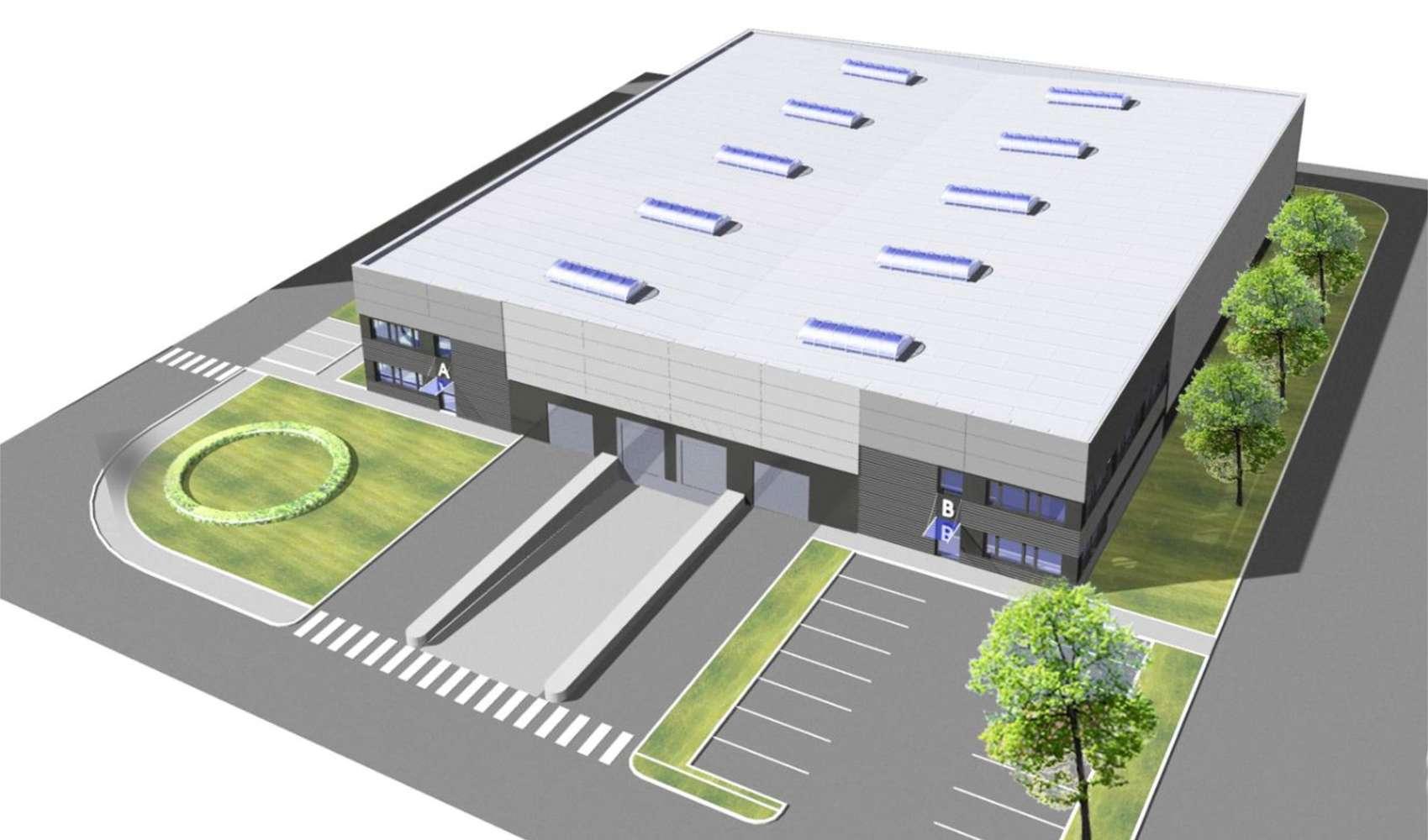 Industrial and logistics Ricany,  - Contera Park Říčany - 251326967475338