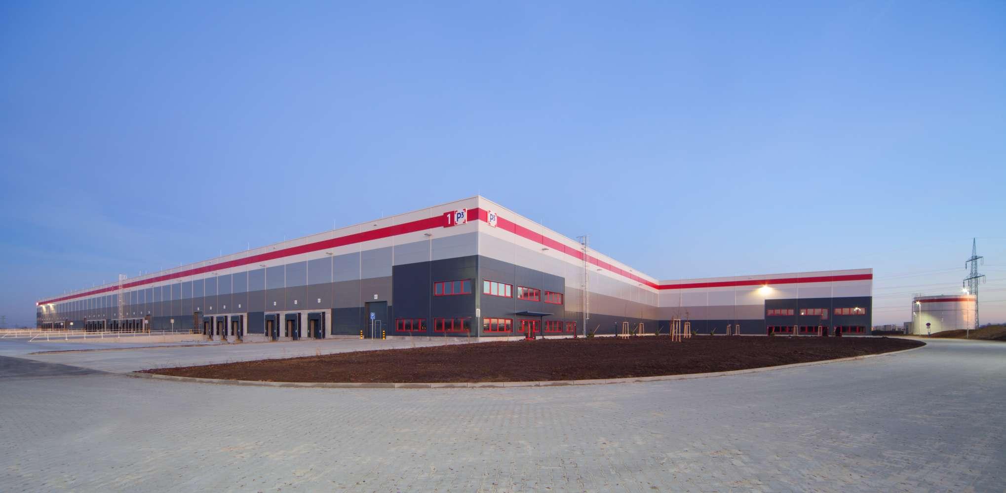 Industrial and logistics Jirny,  - P3 Prague D11 - 8