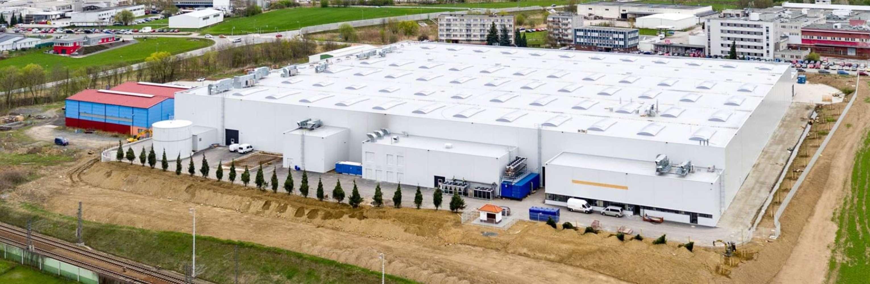 Industrial and logistics Plana nad luznici,  - CTPark Planá nad Lužnicí