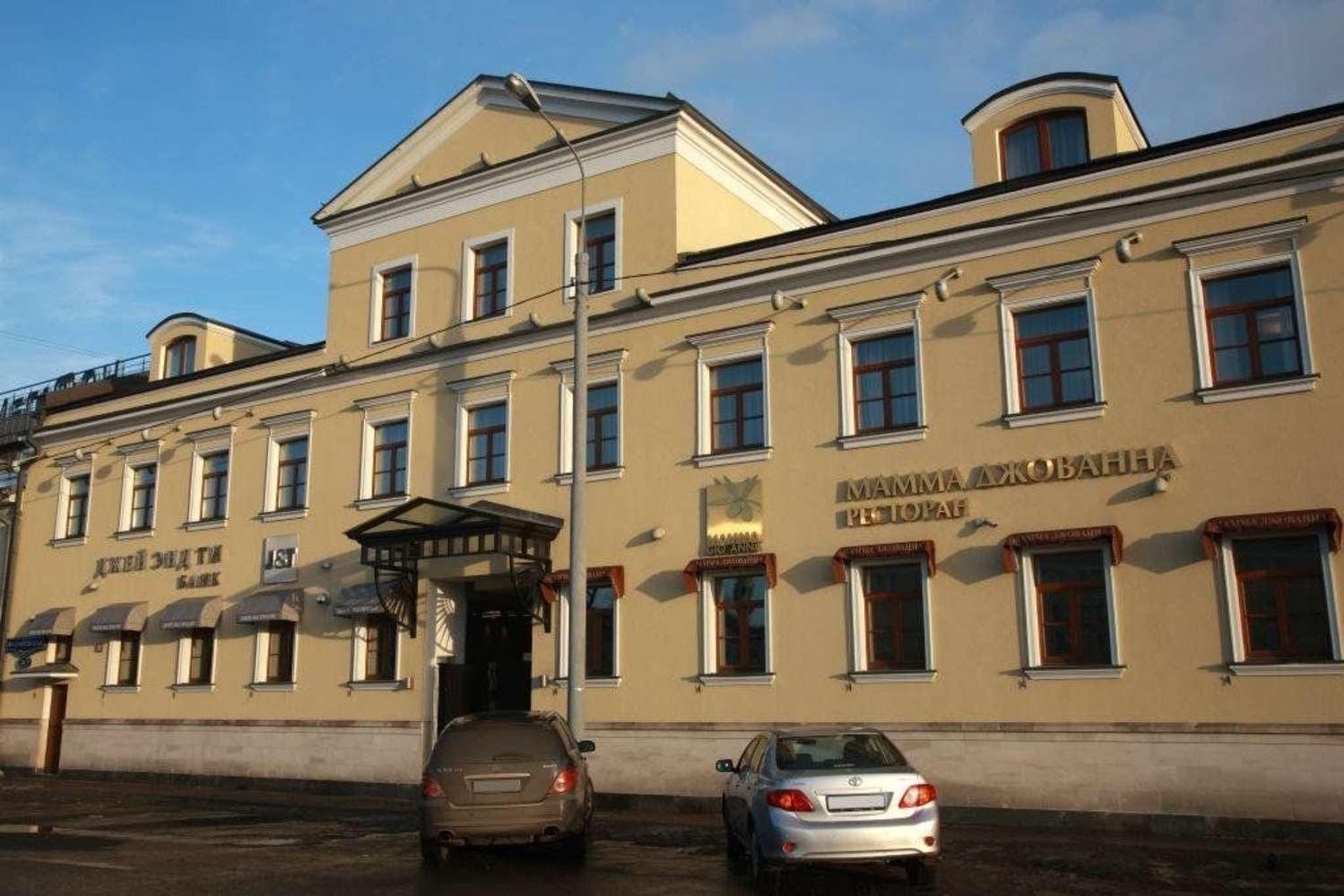 Офисная недвижимость Москва,  - Кадашевская наб. 26 - 9