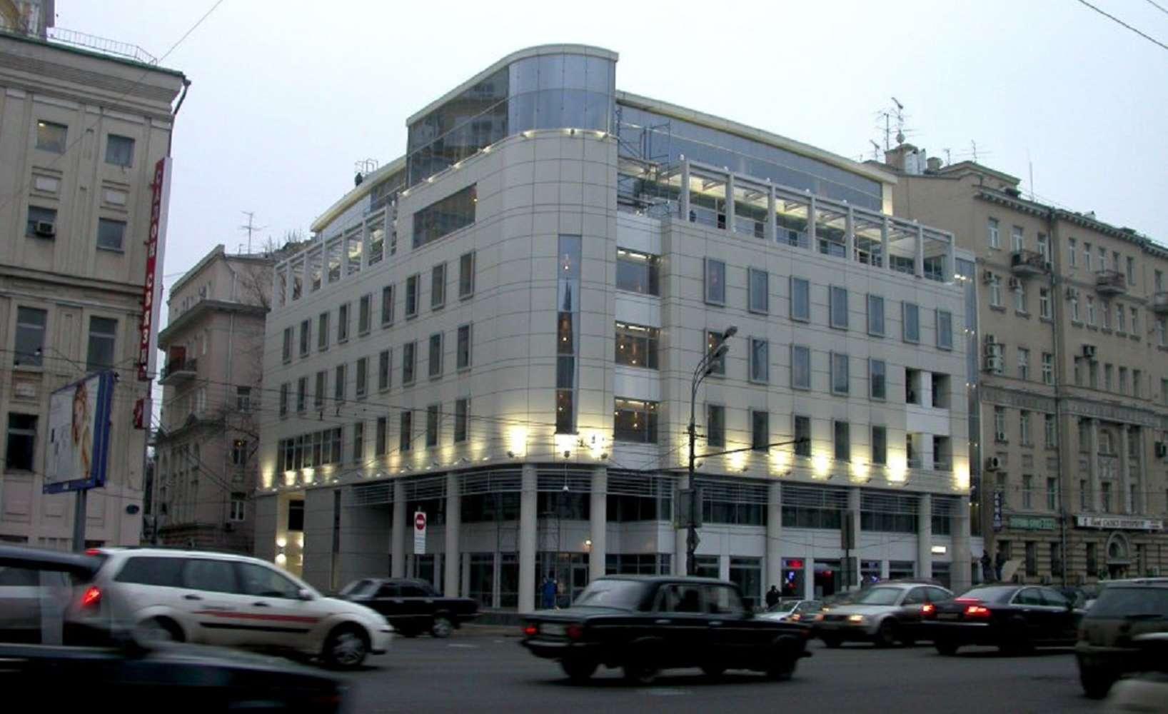 Офисная недвижимость Москва,  - Бронная Плаза - 4