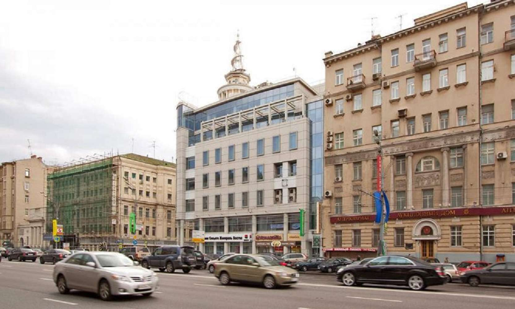 Офисная недвижимость Москва,  - Бронная Плаза - 0