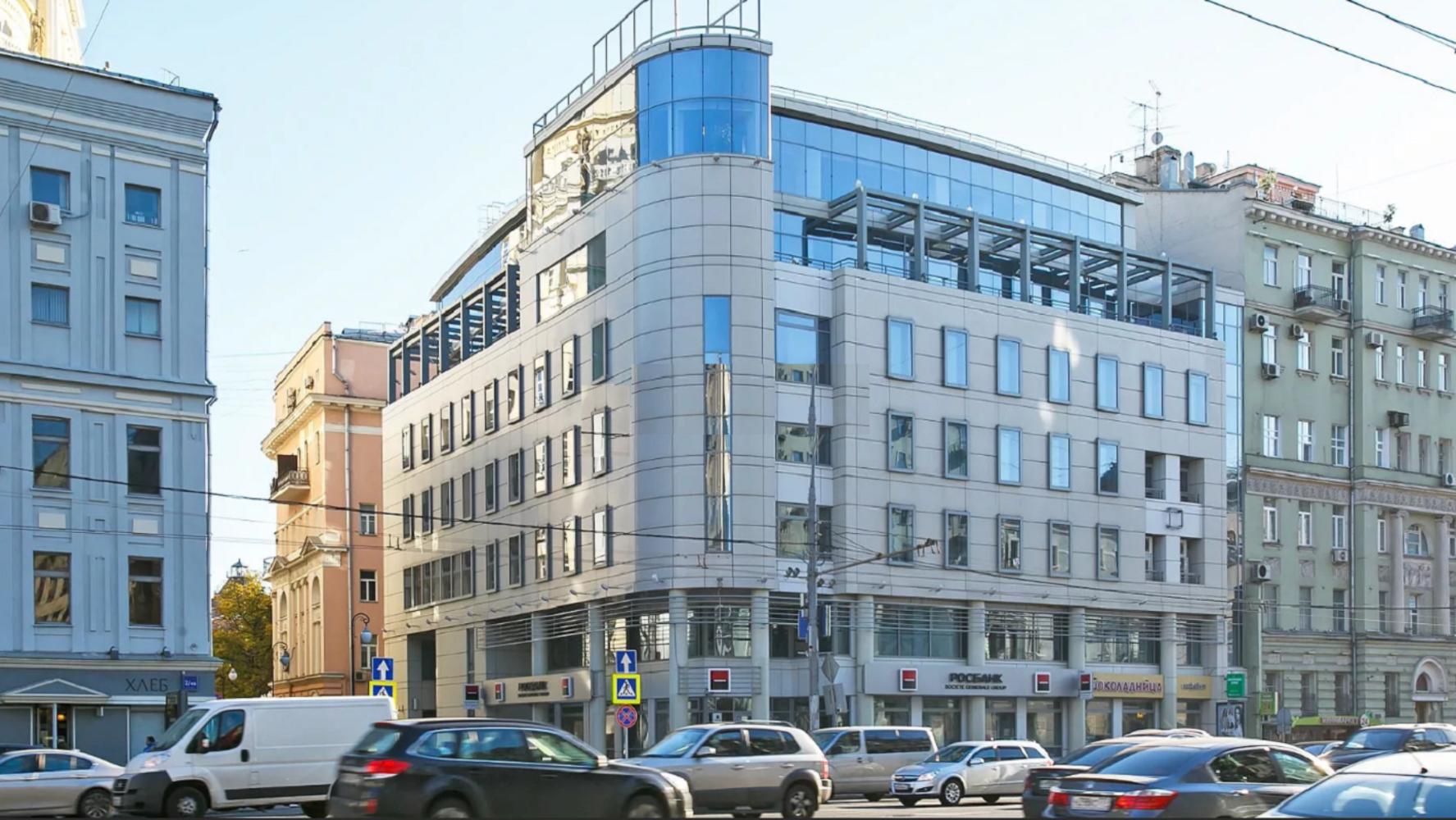 Офисная недвижимость Москва,  - Бронная Плаза - 7