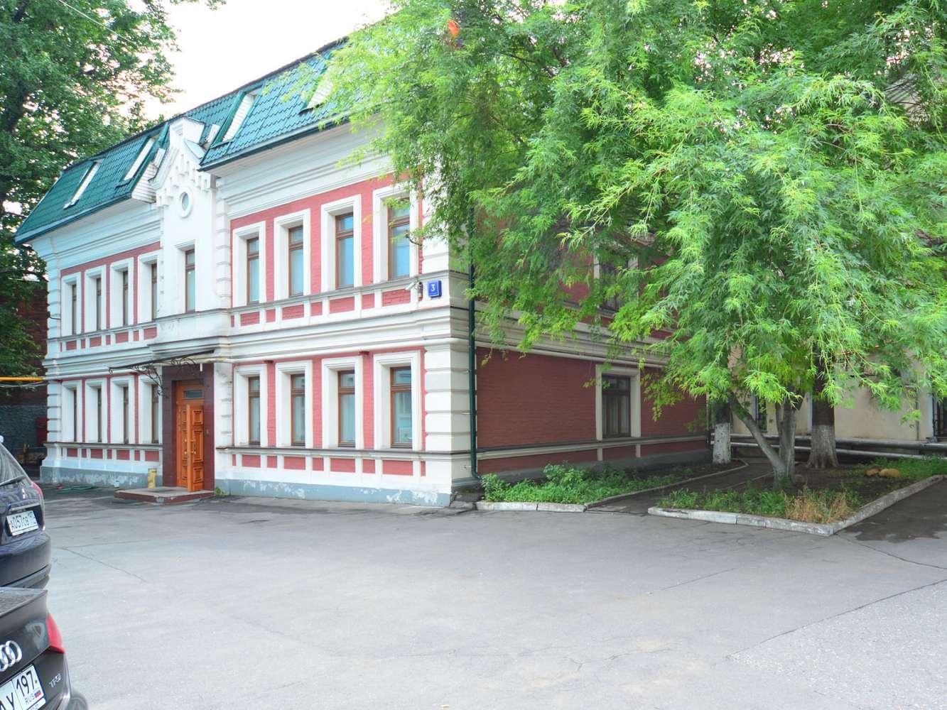 Офисная недвижимость Москва,  - Хлыновский туп. 3 стр. 1 - 0
