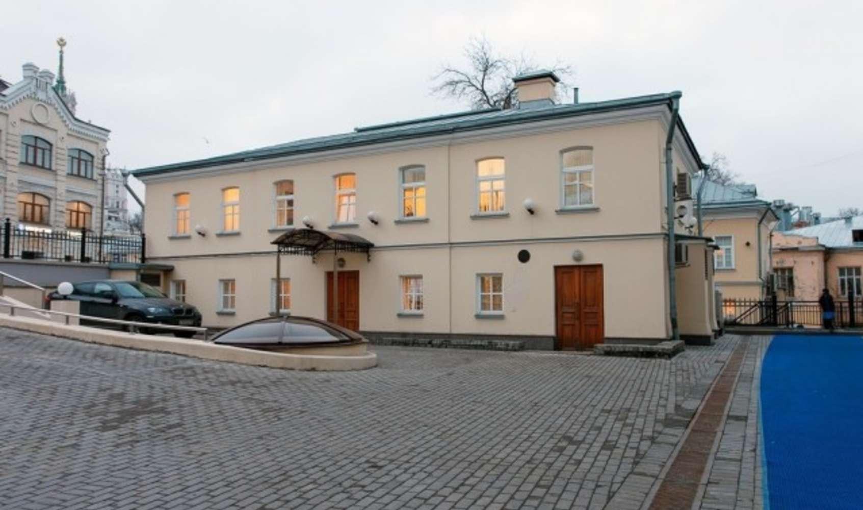 Офисная недвижимость Москва,  - Верхняя Радищевская ул. 3 - 8