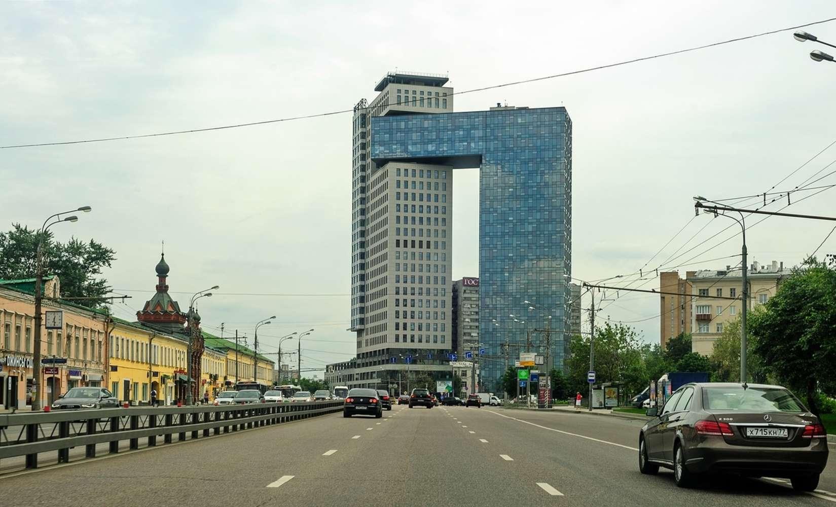 Гибкие пространства Москва,  - Мой кабинет Голден Гэйт