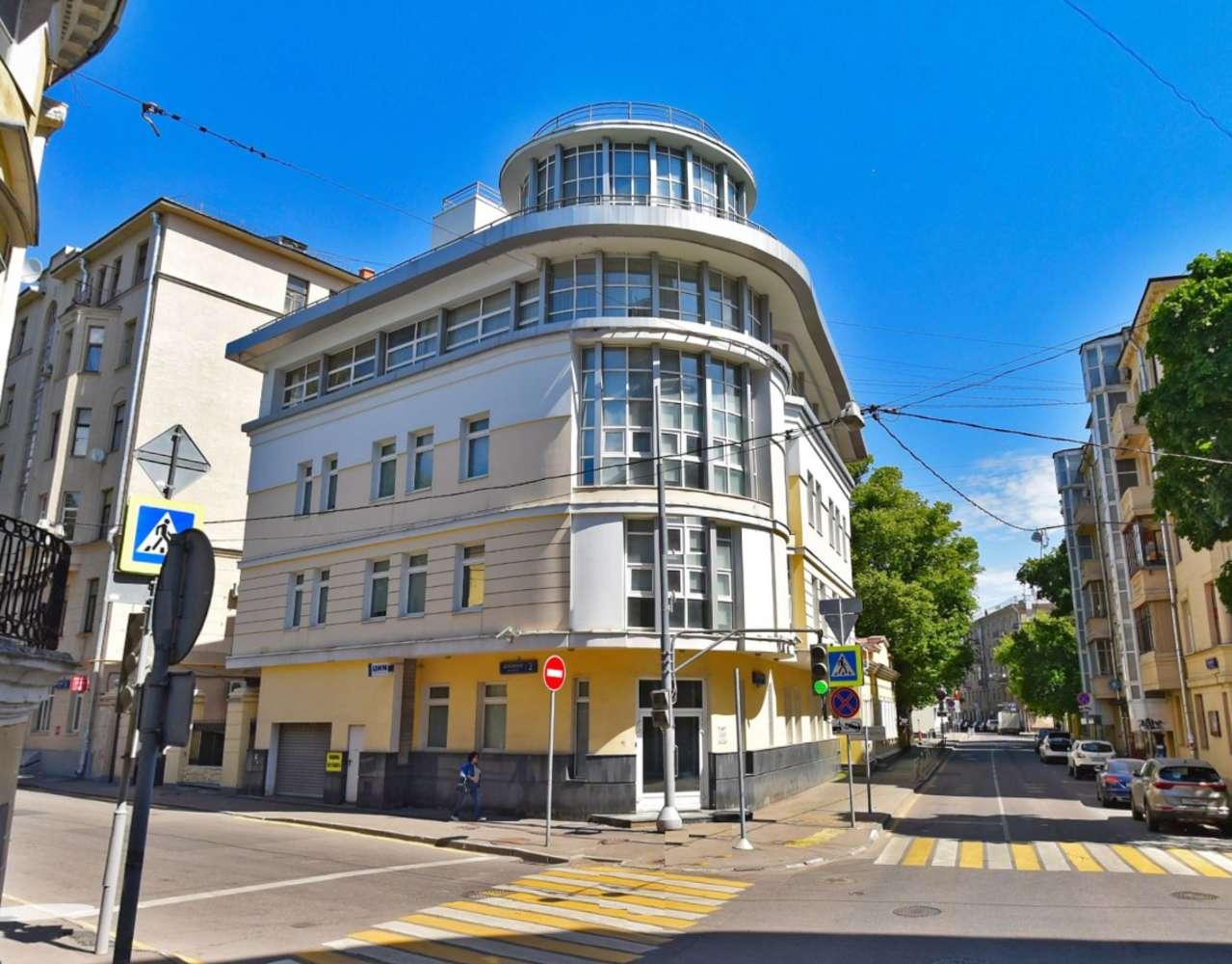 Офисная недвижимость Москва,  - Денежный пер. 2