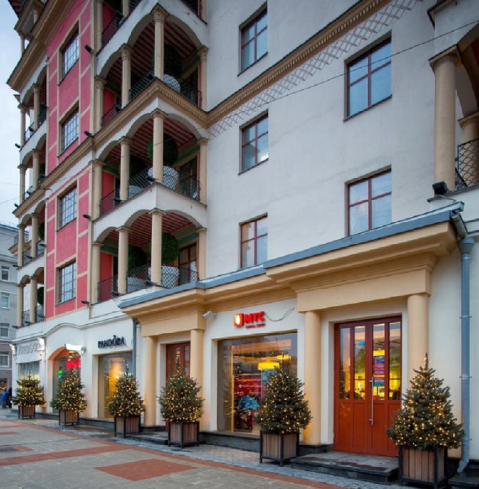 Офисная недвижимость Москва,  - Garden Mir - 8
