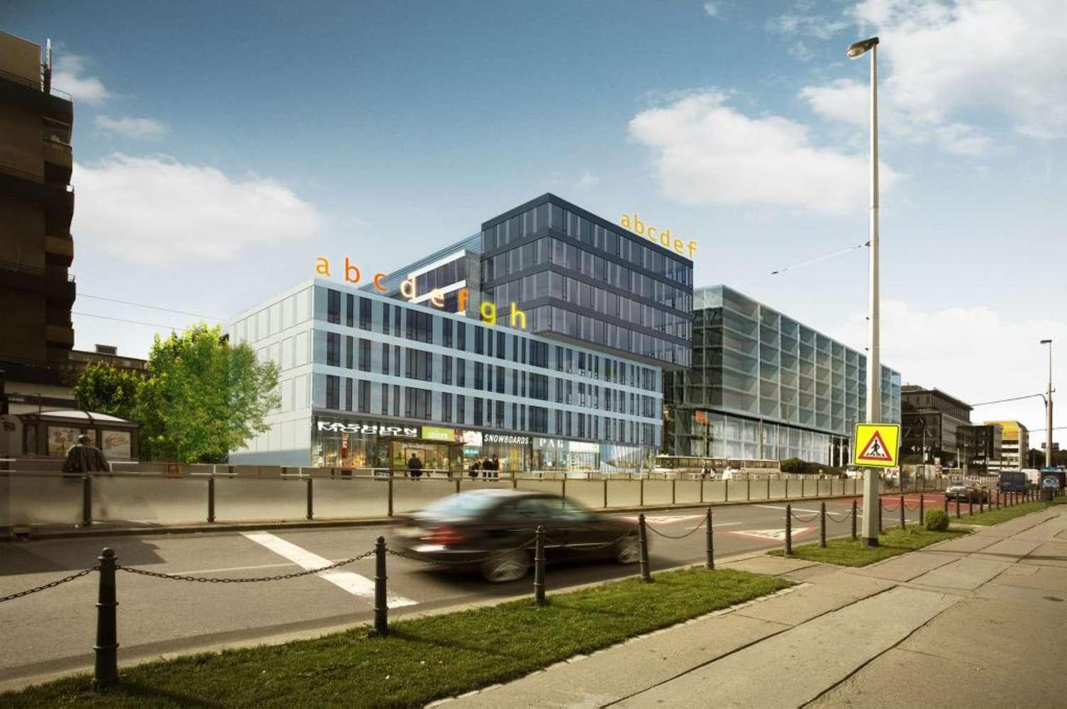 Kanceláře Praha, 160 00 - The Blox - 2