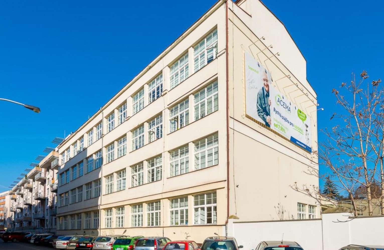 Kanceláře Praha, 180 00 - Libeňský Pivovar Office Centre