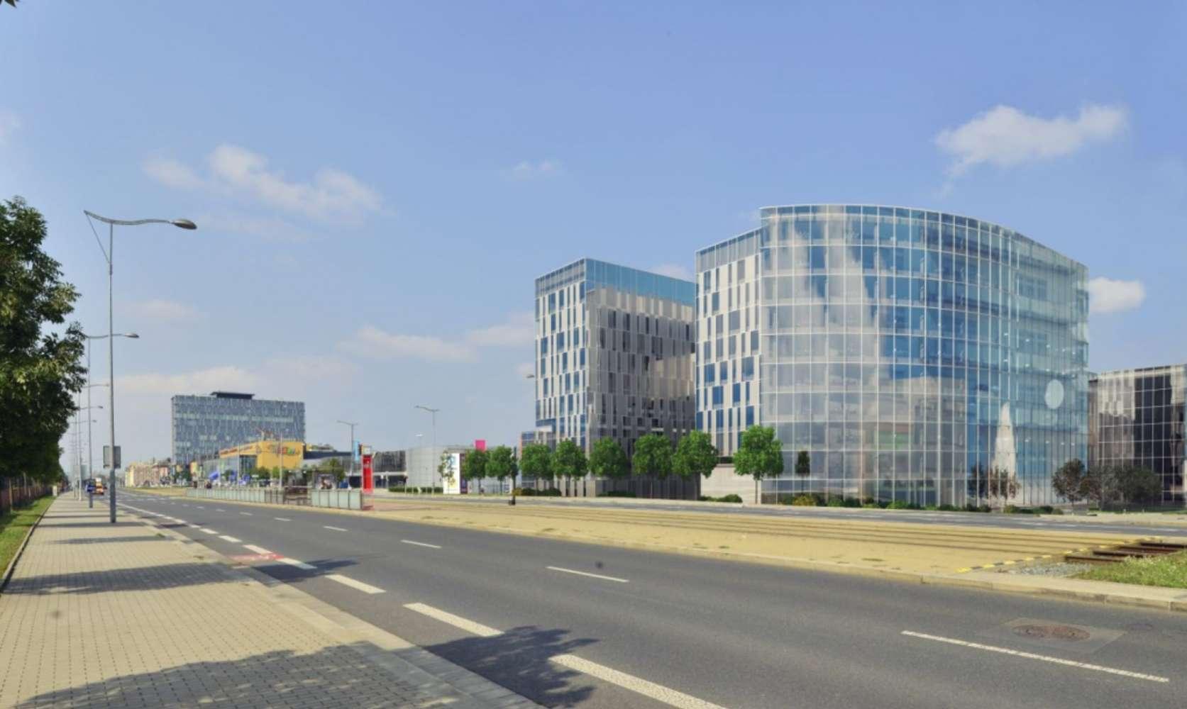 Kanceláře Praha, 190 00 - Harfa Office Park - Beethoven - 7