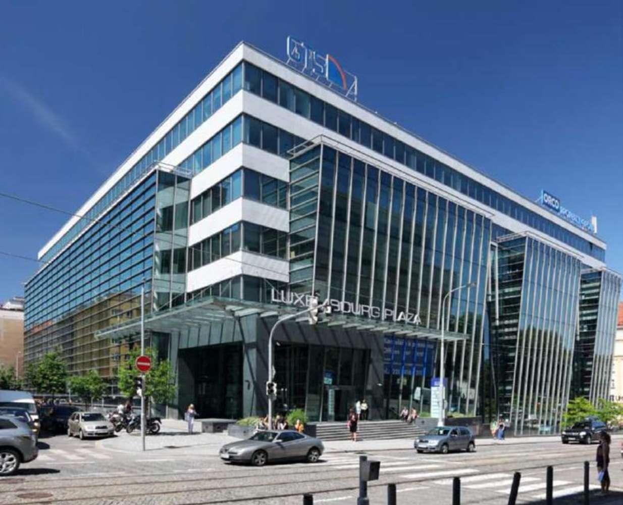 Kanceláře Praha, 130 00 - Luxembourg Plaza - 3