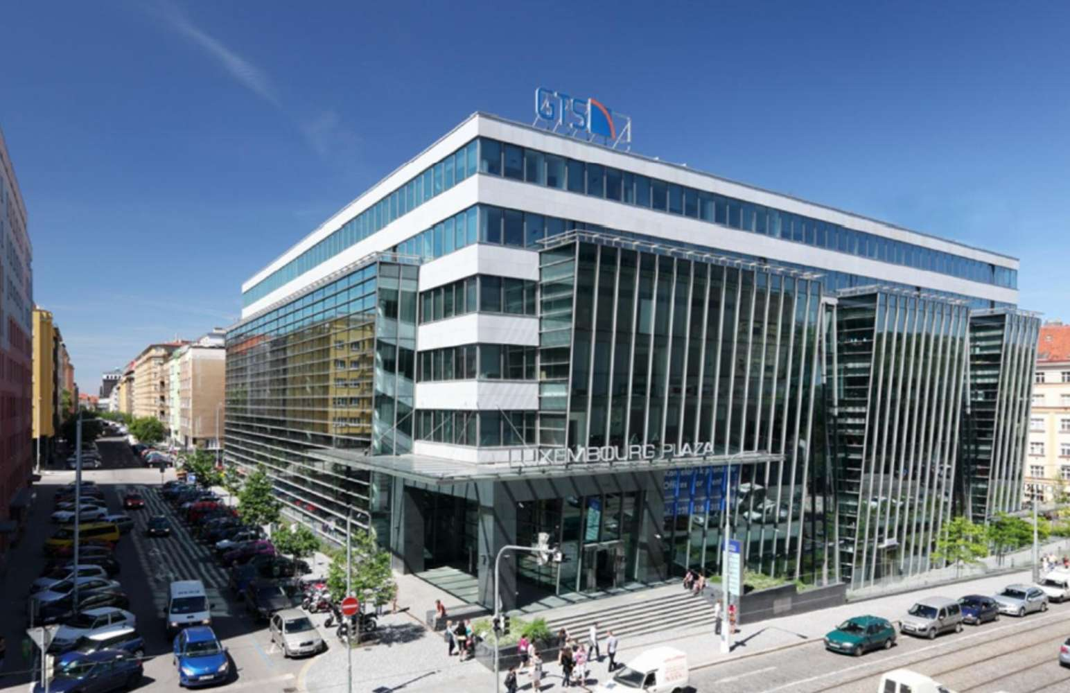 Kanceláře Praha, 130 00 - Luxembourg Plaza - 86