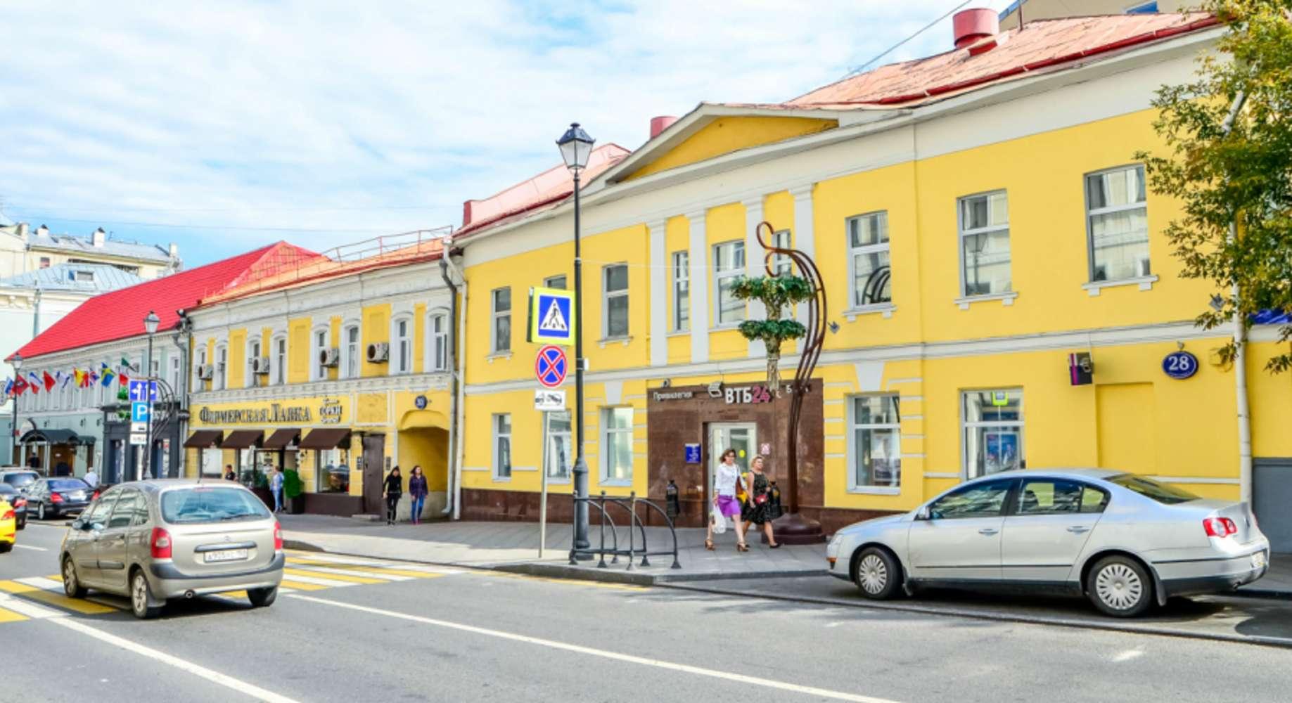 Офисная недвижимость Москва,  - Покровка ул. 27 стр. 6