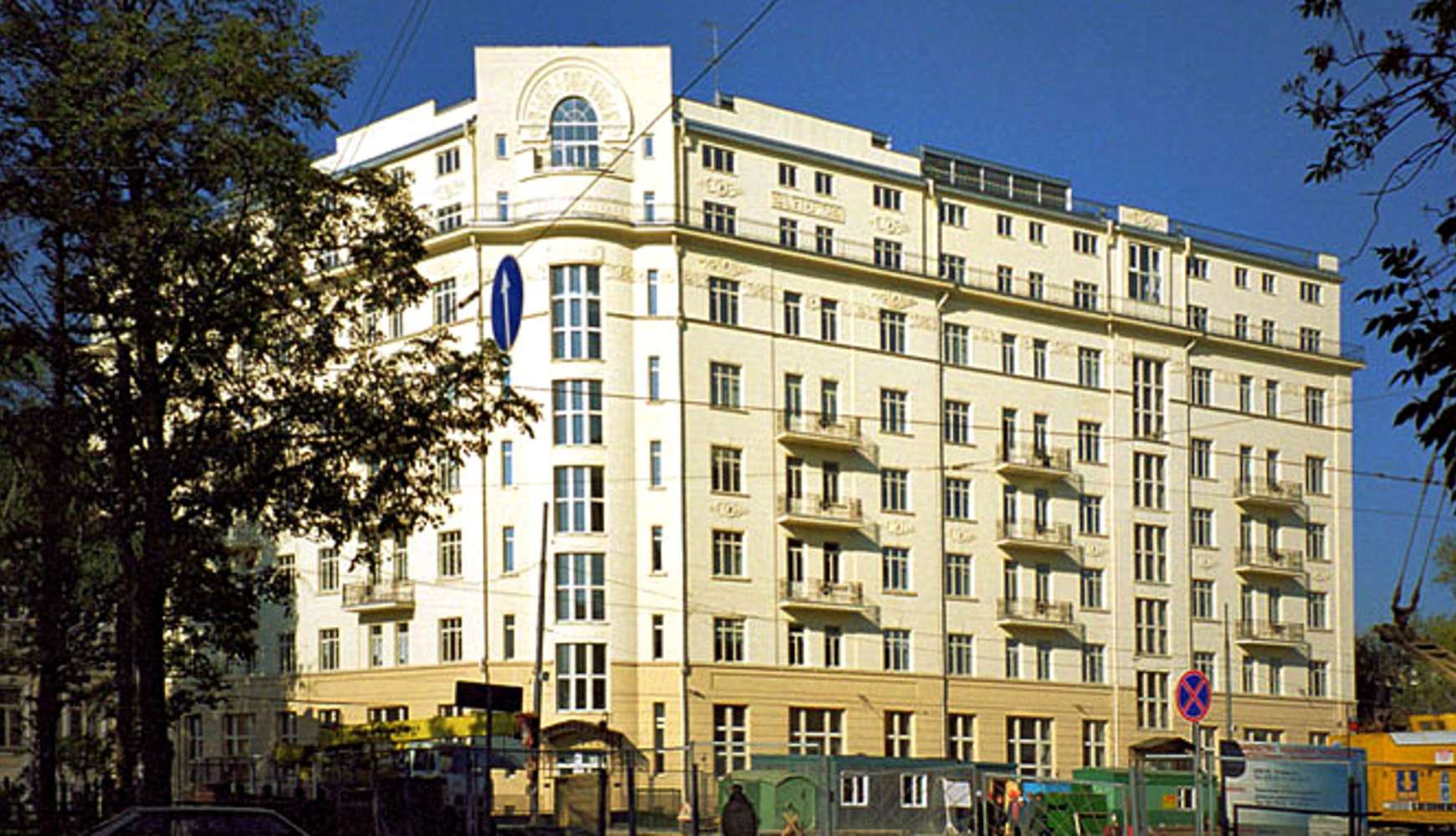 Офисная недвижимость Москва,  - Покровские Ворота - 0