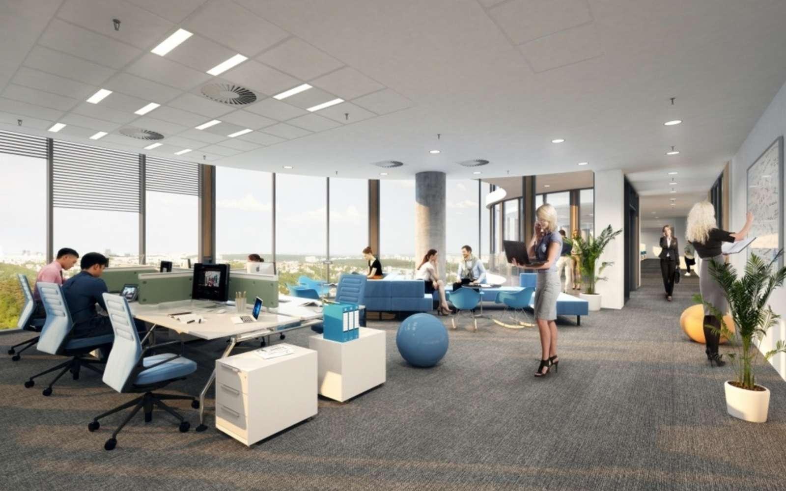 Kanceláře Praha, 150 00 - Kotelna Park - Phase II