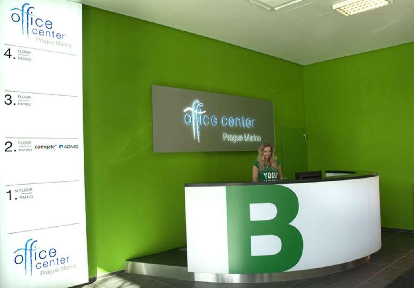 Kanceláře Praha, 170 00 - Prague Marina Office Center A+B - 0