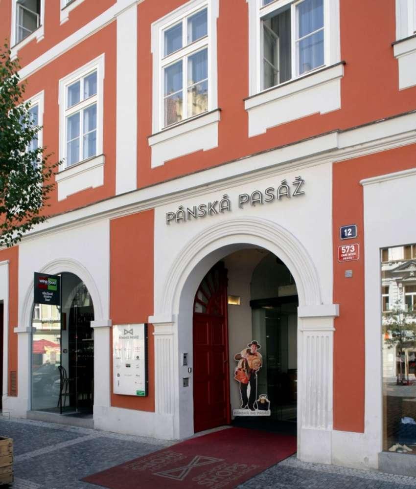 Kanceláře Praha, 110 00 - Ovocný trh 12 - 2