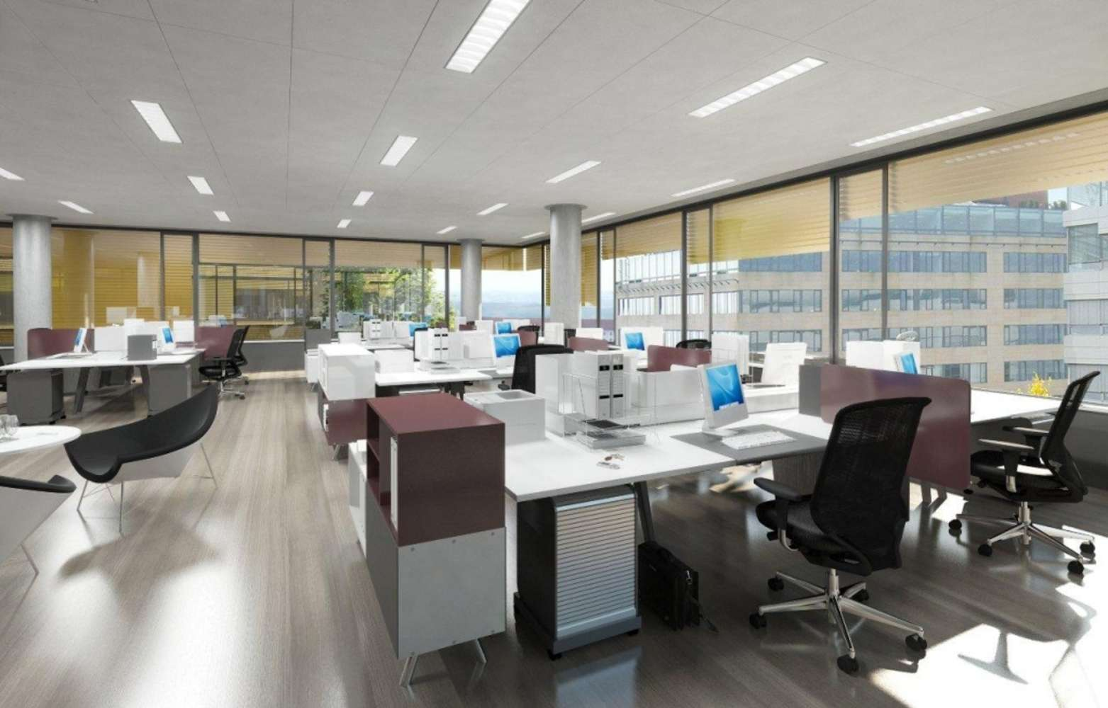 Offices Prague, 140 00 - BB Centrum - Building Delta - 1