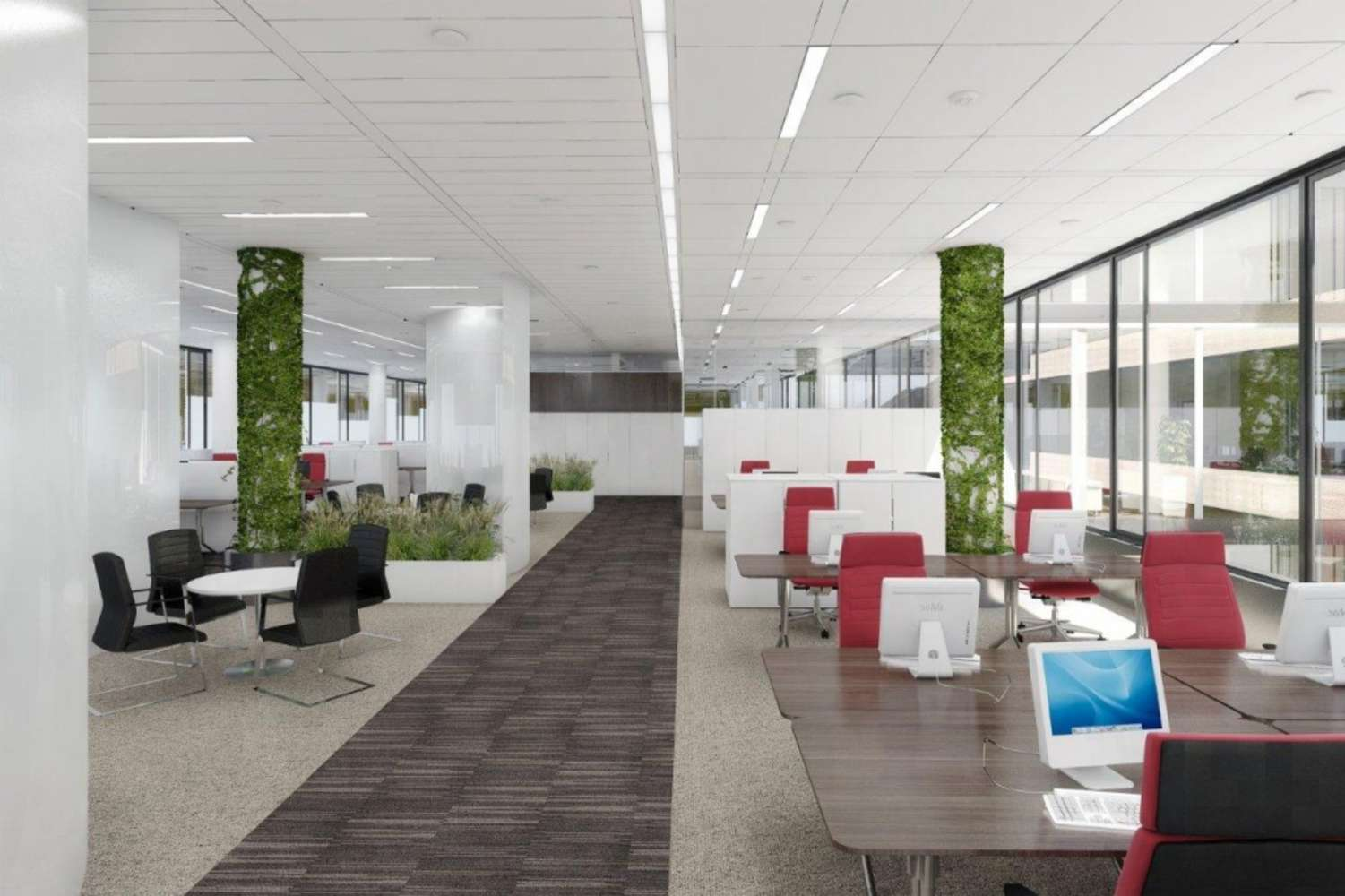 Offices Prague, 140 00 - BB Centrum - Building Delta - 5