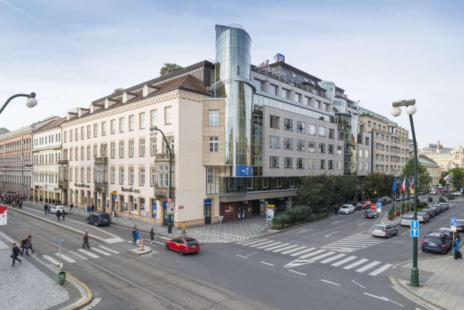 Kanceláře Praha, 110 00 - Millenium Plaza