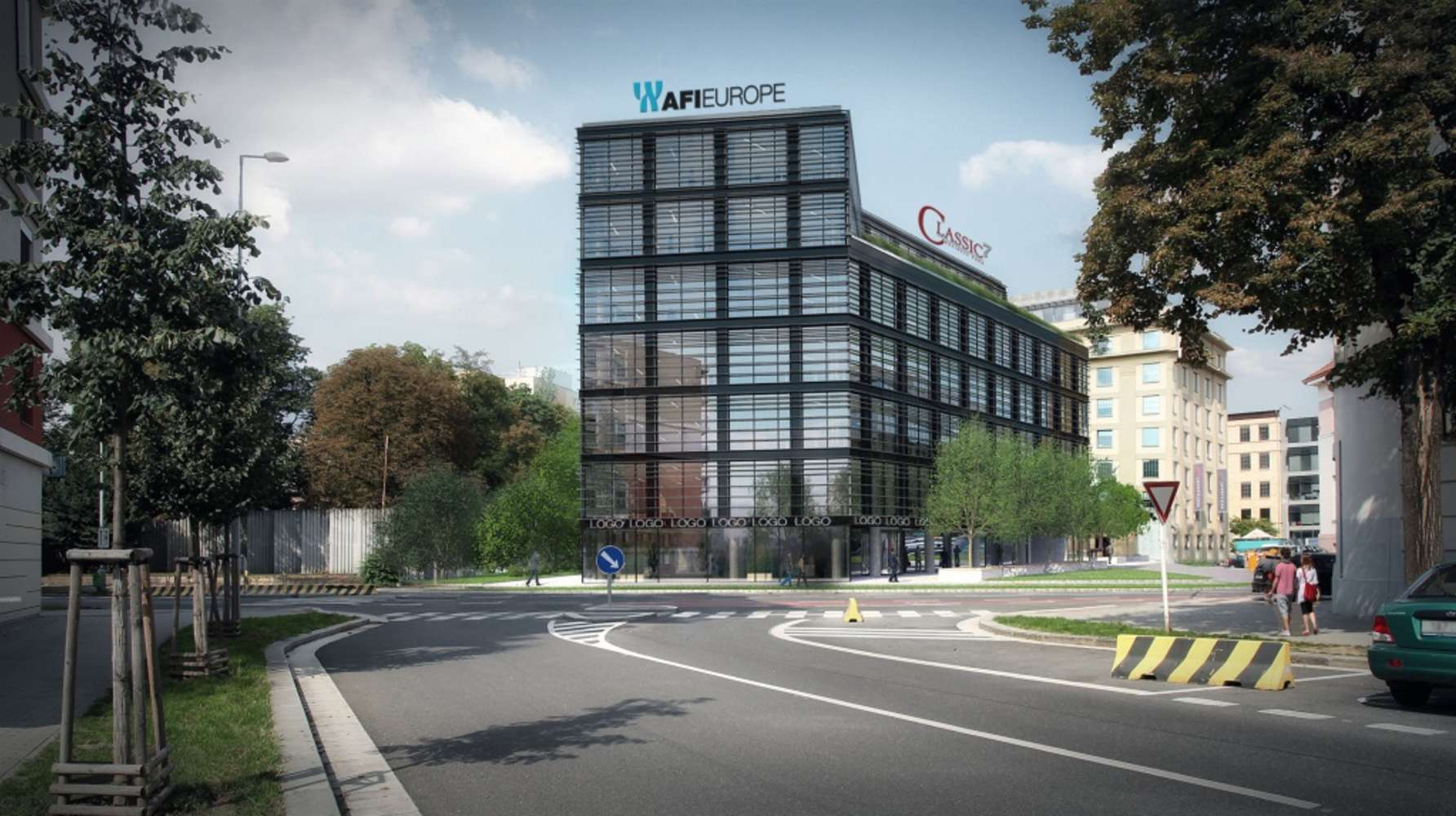 Kanceláře Praha, 170 00 - Classic 7 Business Park - building M (3rd phase)