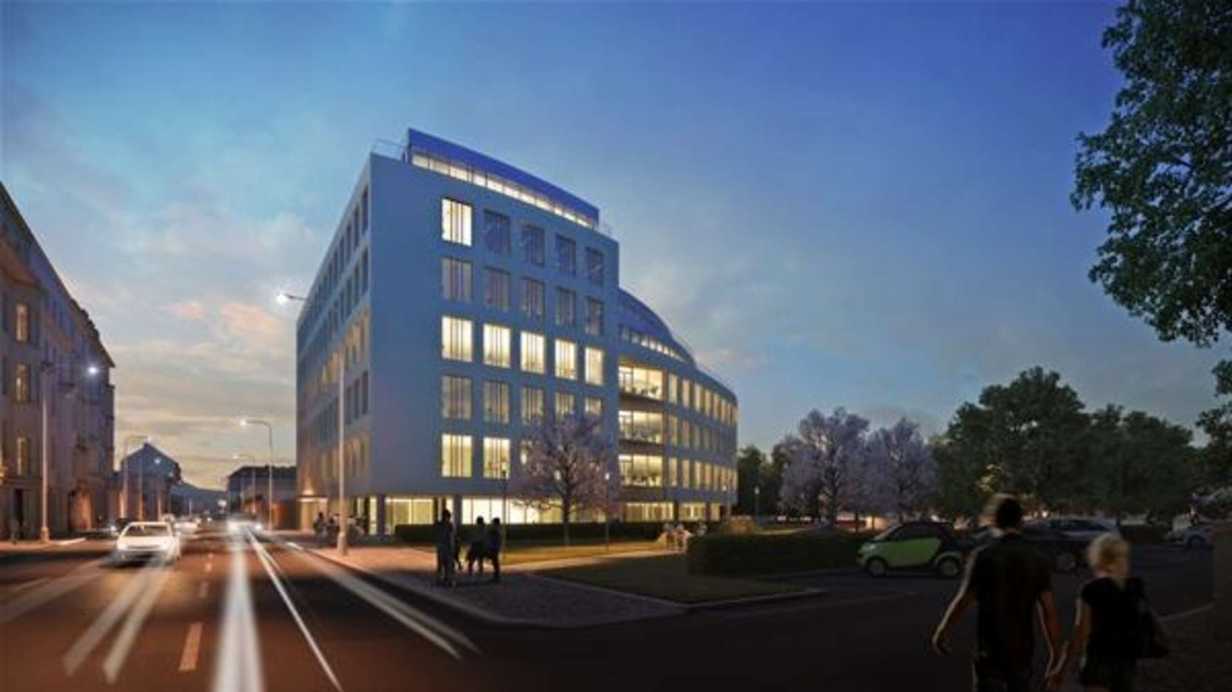 Kanceláře Praha, 150 00 - Riverview - 8