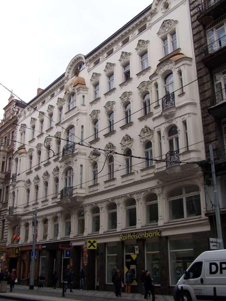 Kanceláře Praha, 110 00 - Vodičkova 38 - 2