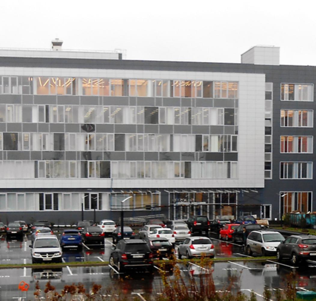 Офисная недвижимость Москва,  - Производственно-складской комплекс CP - 4