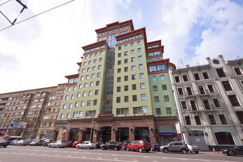 Офисная недвижимость Москва,  - Садовая Плаза - 6