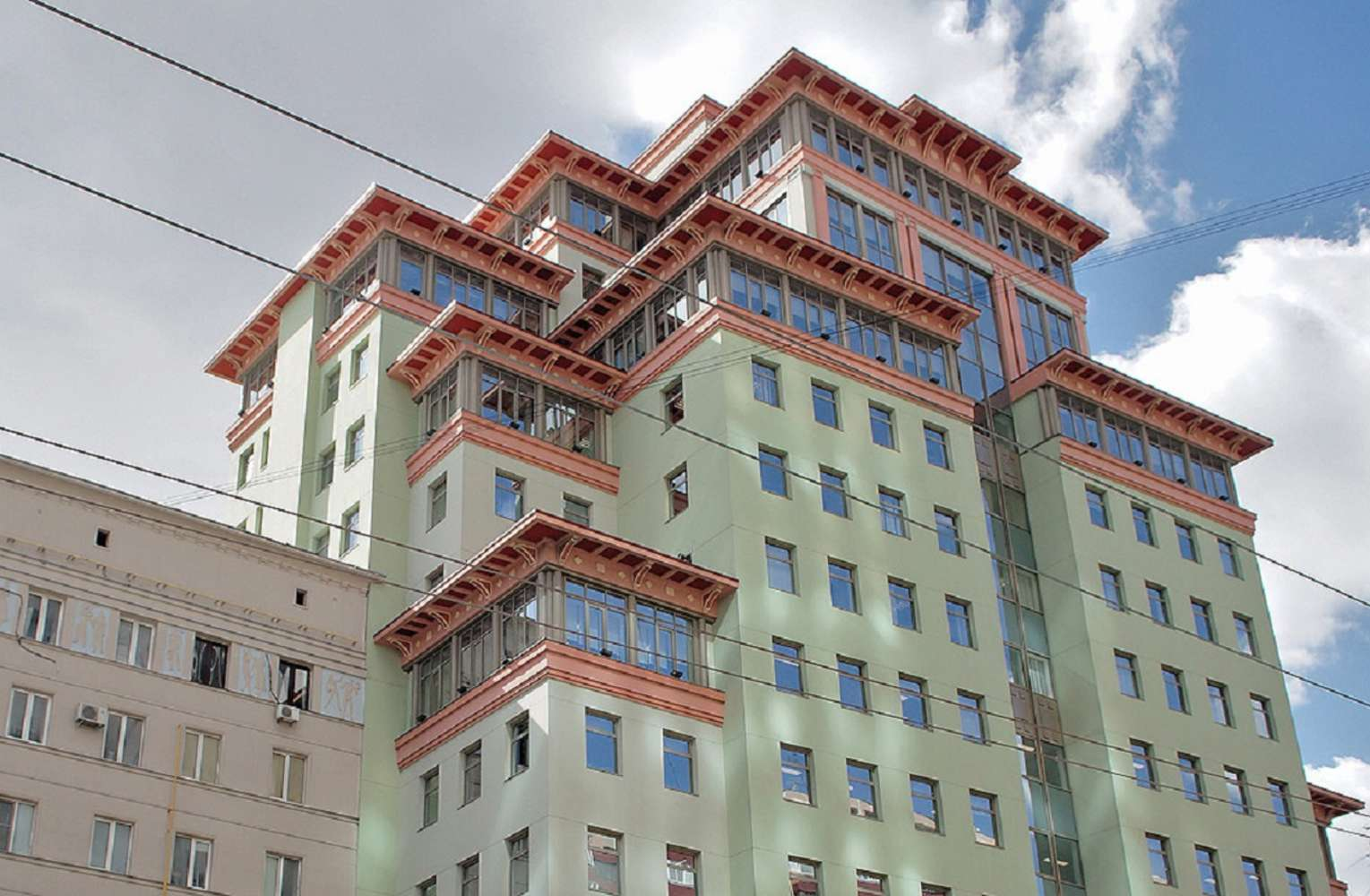 Офисная недвижимость Москва,  - Садовая Плаза - 5