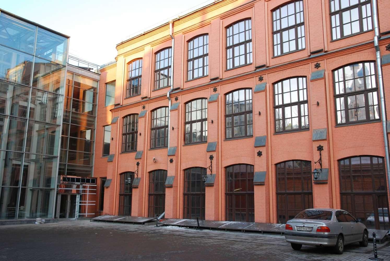 Офисная недвижимость Москва,  - Дом Шехтель