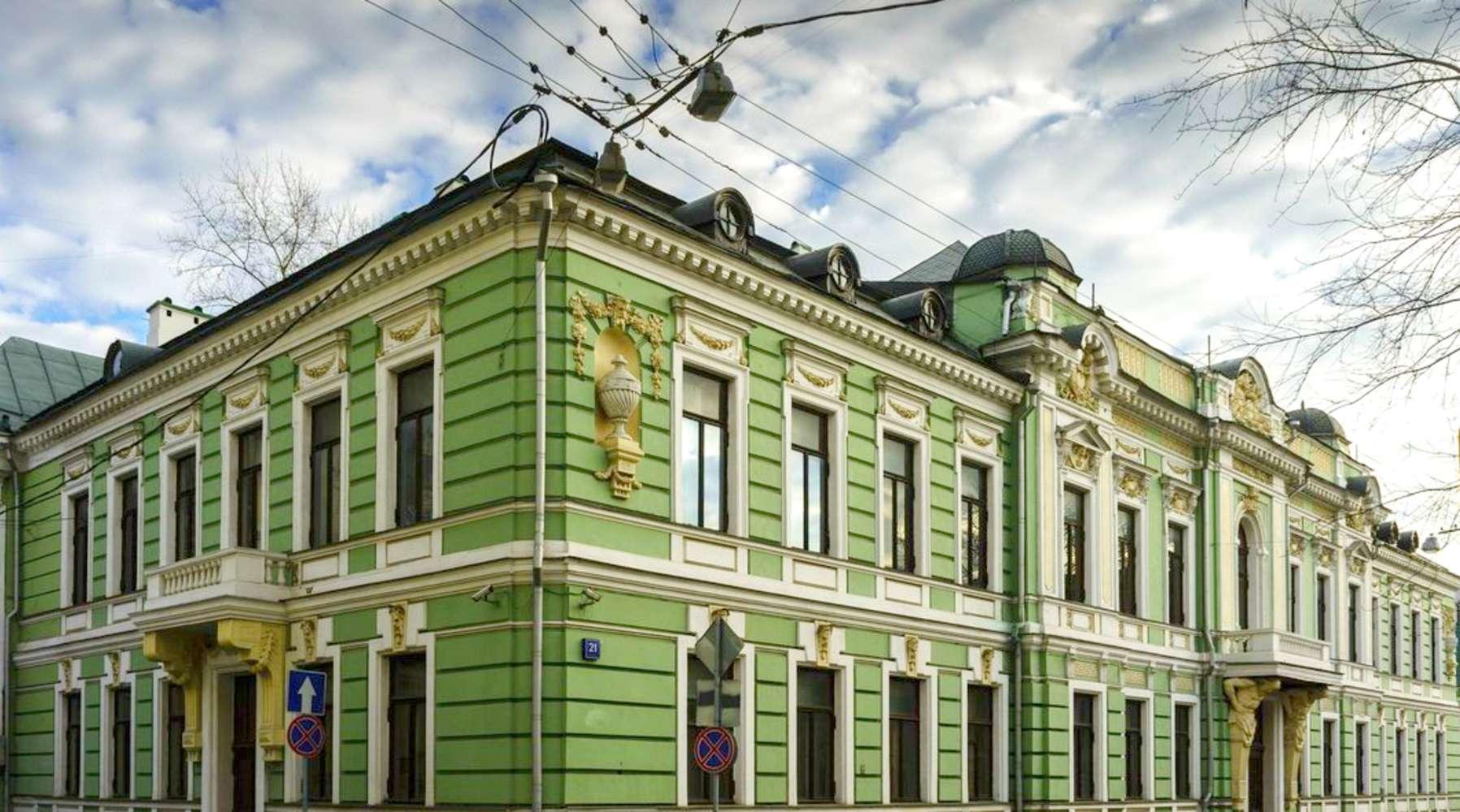 Офисная недвижимость Москва,  - Подсосенский пер. 21 - 2