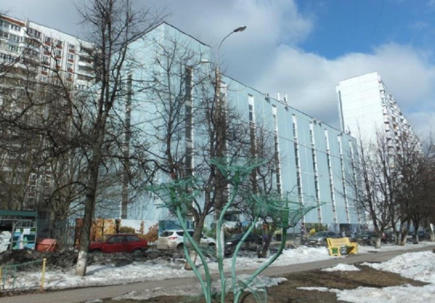 Офисная недвижимость Москва,  - Академика Капицы ул. 32A - 1
