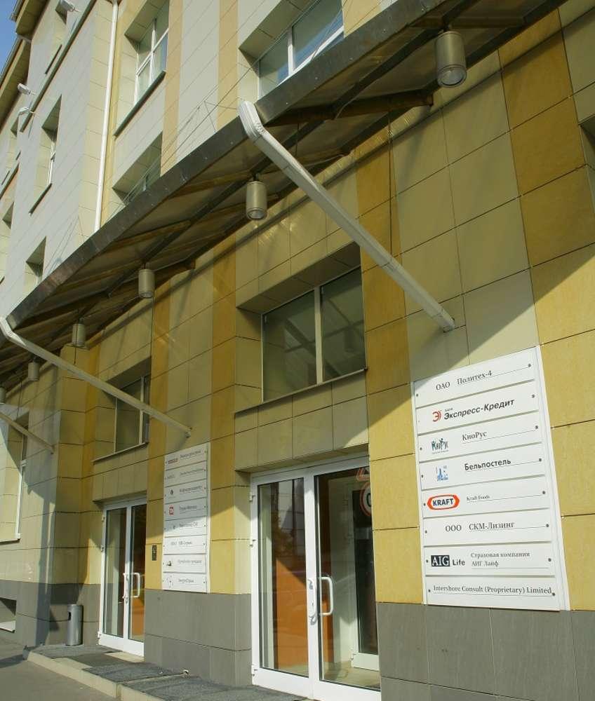 Офисная недвижимость Москва, 129110 - Бол. Переяславская ул. 46 стр. 2 - 80