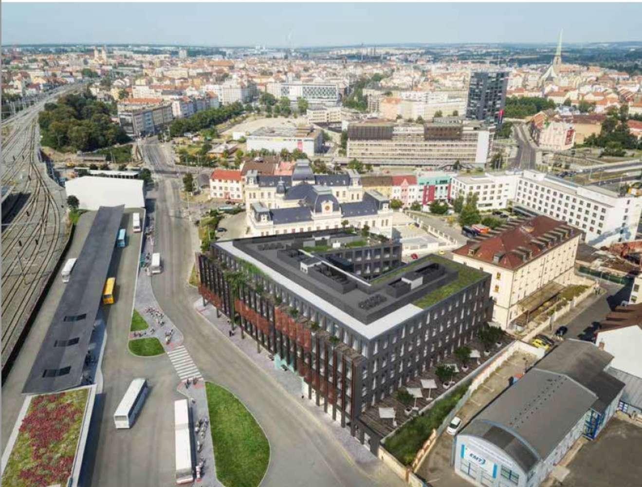Kanceláře Plzeň, 301 00 - Šumavská Gate - 3