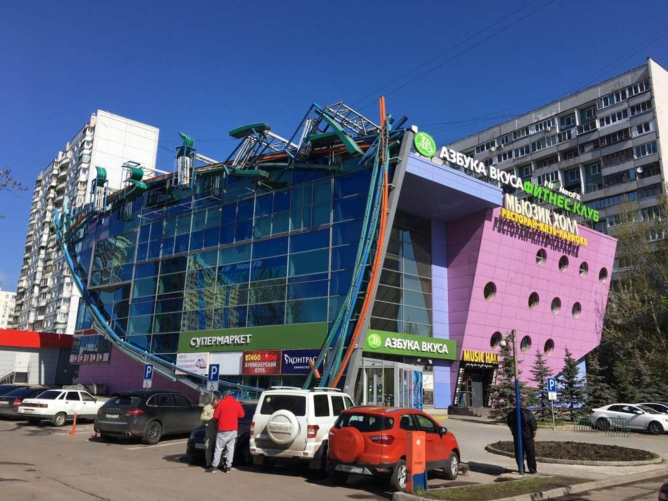 Офисная недвижимость Москва,  - Ибица Культурно-развлекательный центр - 6