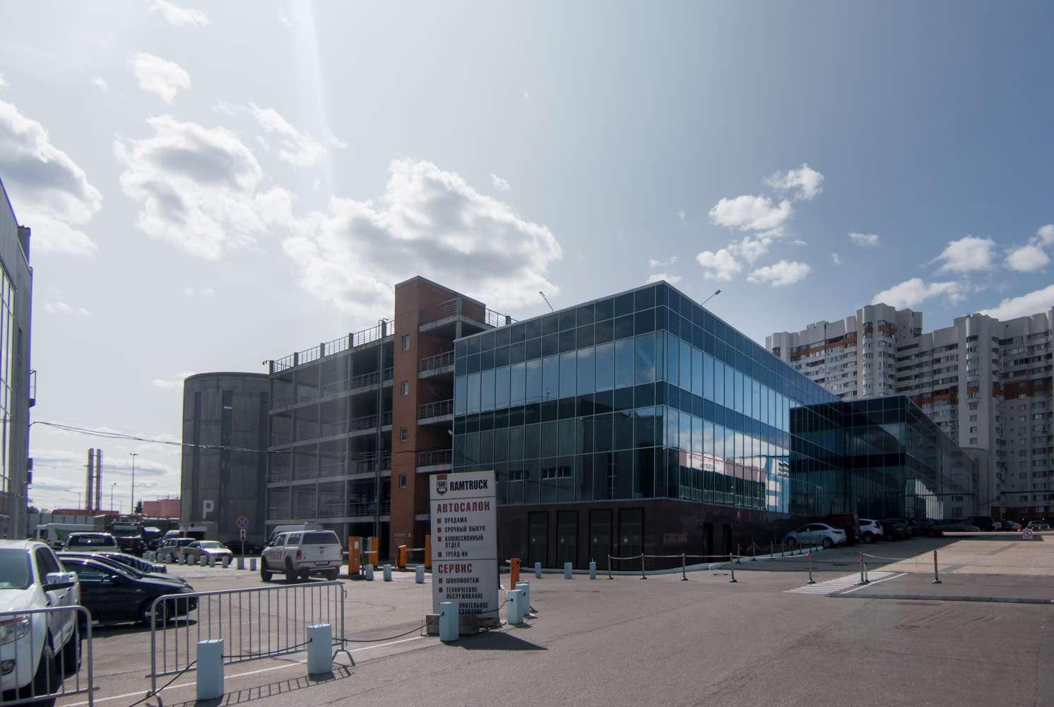 Офисная недвижимость Москва,  - Premium West Retail Galery - 1