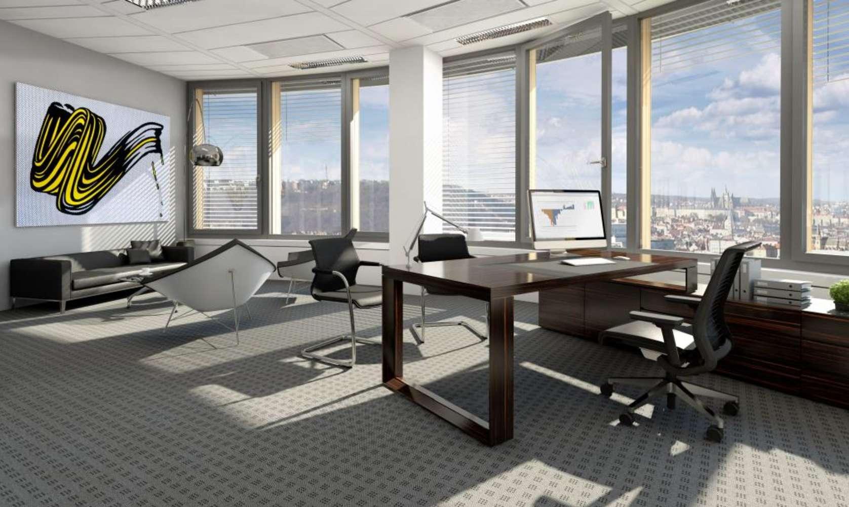 Kanceláře Praha, 140 00 - Enterprise Office Center - 3