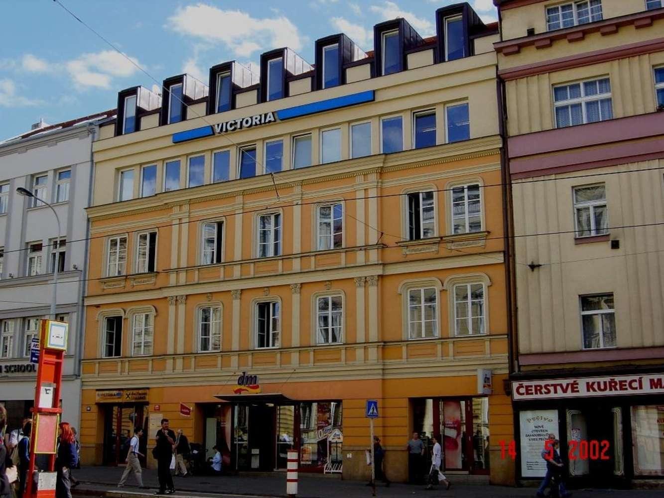 Kanceláře Praha, 120 00 - Francouzská 28 - 0