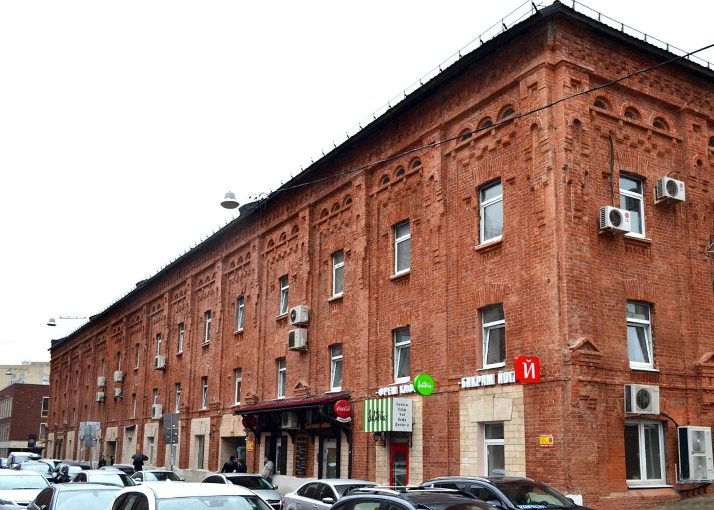 Офисная недвижимость Москва,  - Льва Толстого ул. 23 стр. 3 - 10