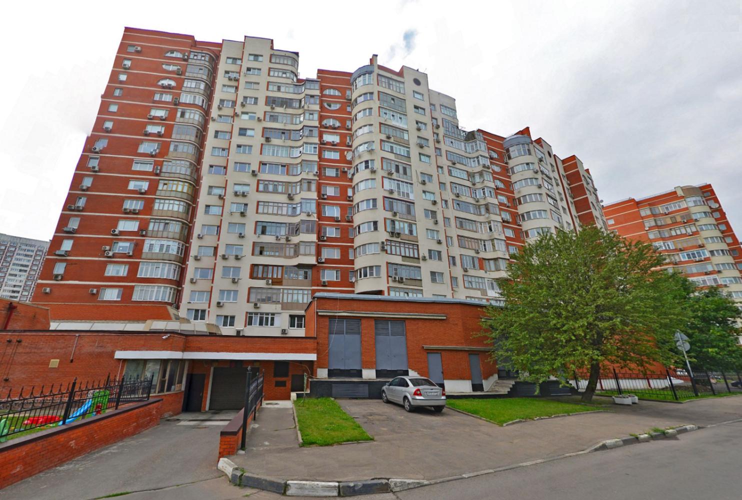 Офисная недвижимость Москва,  - Архитектора Власова ул. 20 - 4