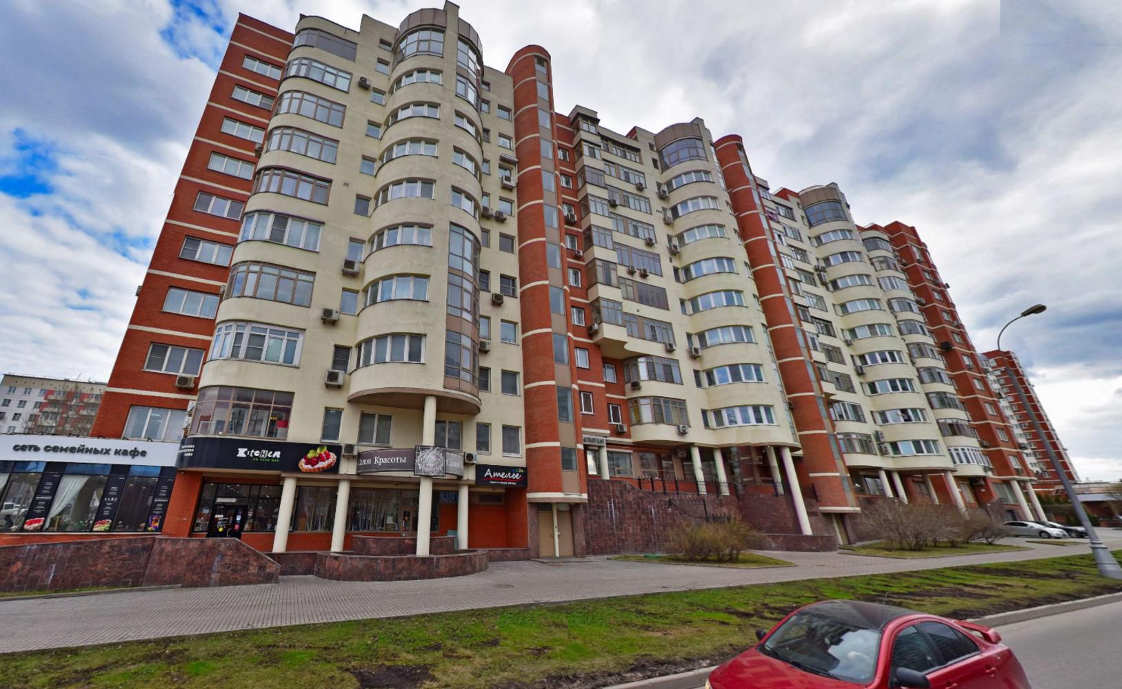 Офисная недвижимость Москва,  - Архитектора Власова ул. 18 - 061