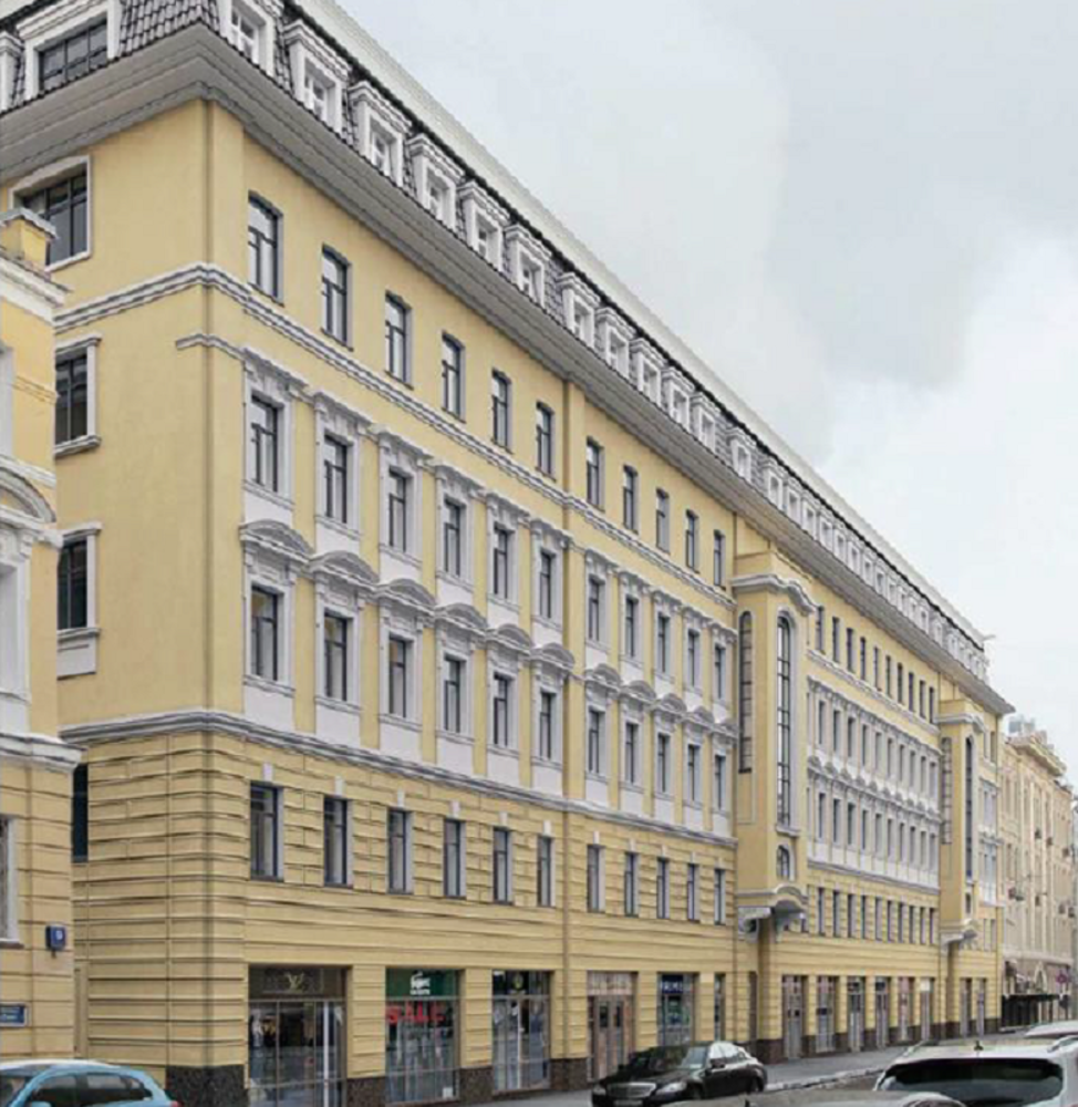 Офисная недвижимость Москва,  - Садовническая ул. 9 стр. 1,2,3 - 0