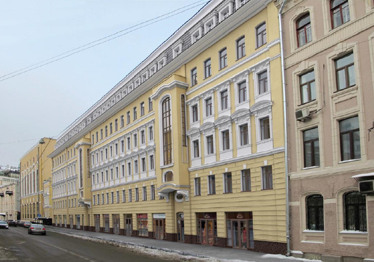 Офисная недвижимость Москва,  - Садовническая ул. 9 стр. 1,2,3 - 1