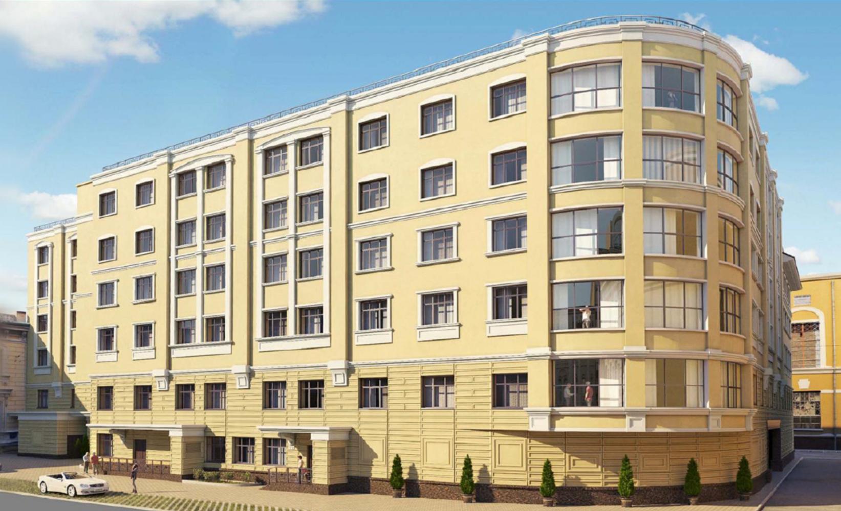 Офисная недвижимость Москва,  - Садовническая ул. 9 стр. 1,2,3 - 2