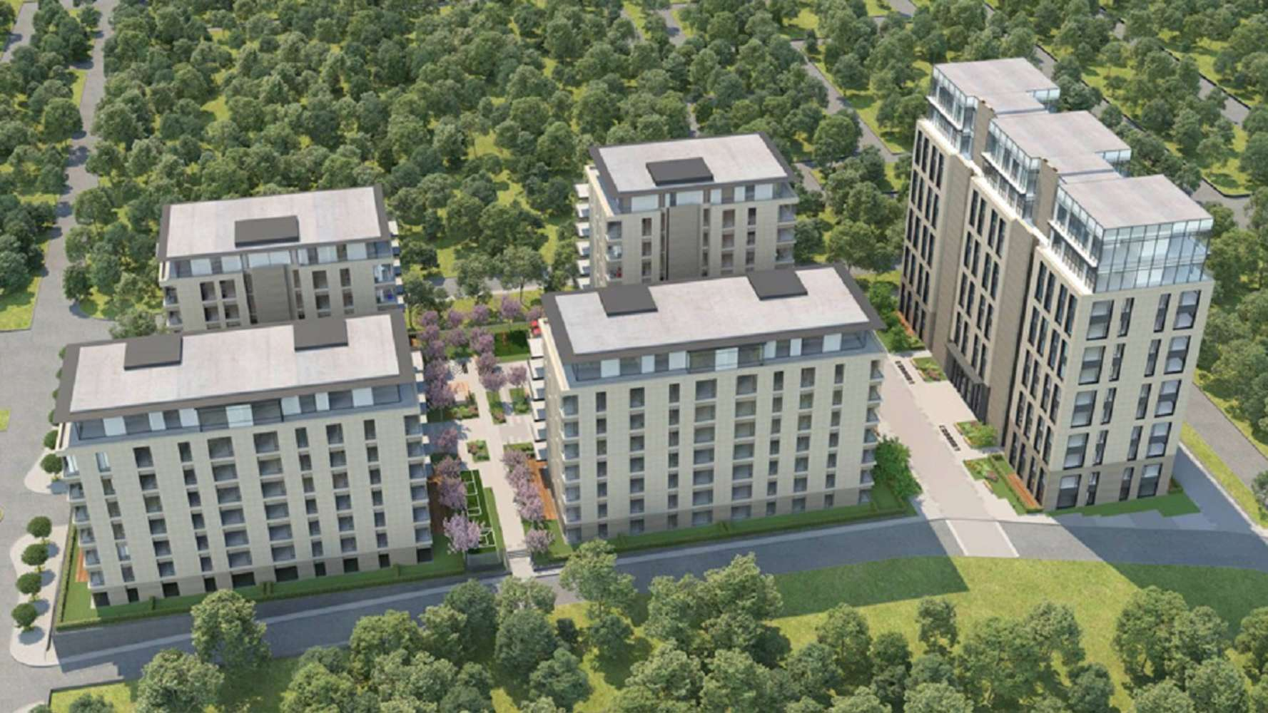 Офисная недвижимость Москва,  - Вишневый Сад - 2