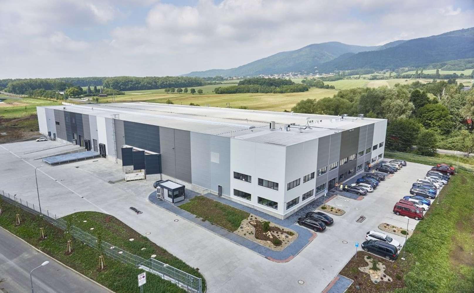 Industrial and logistics Prestanov,  - VGP Park Usti nad Labem
